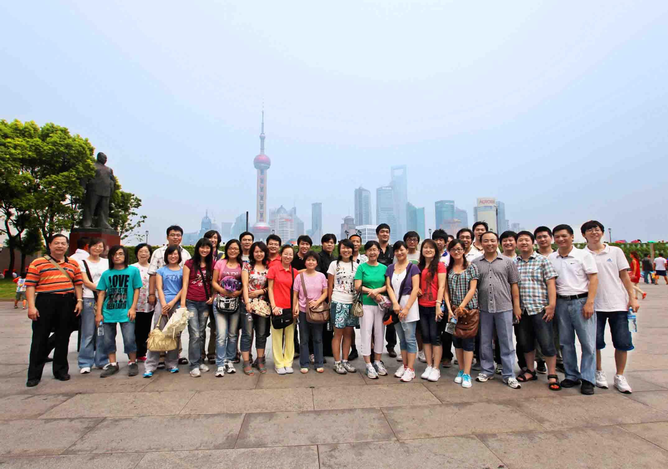 2010年上海之行